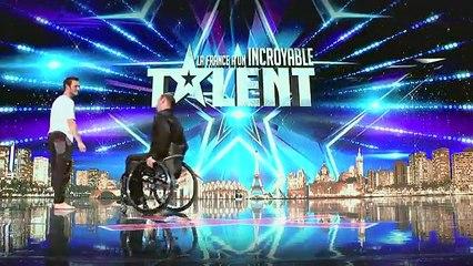 Après un grave accident, il perd 2 jambes et se met à la danse !