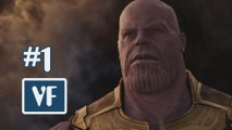 Avengers : Infinity War - Bande-annonce 1 [HD/VF]