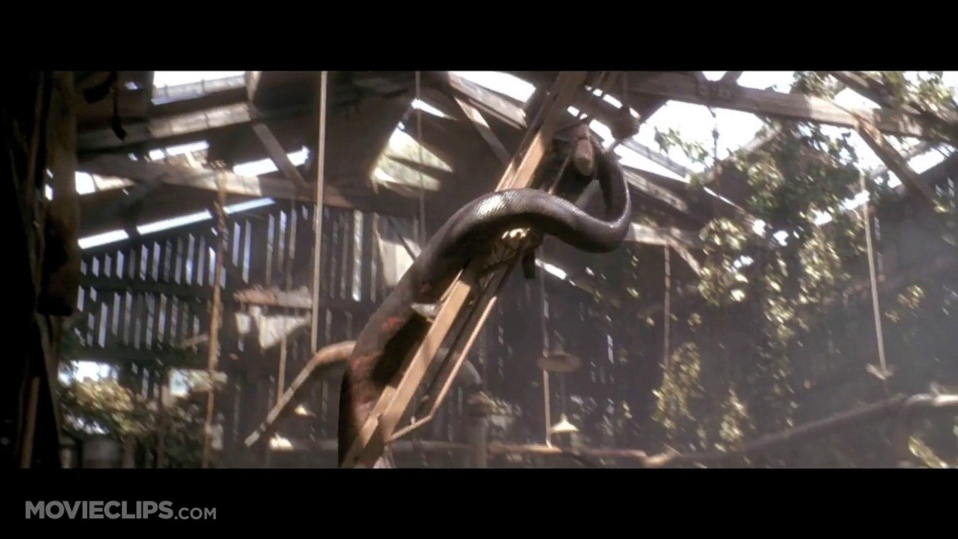 Anaconda Movie CLIP - Swallowed Whole (1997) HD