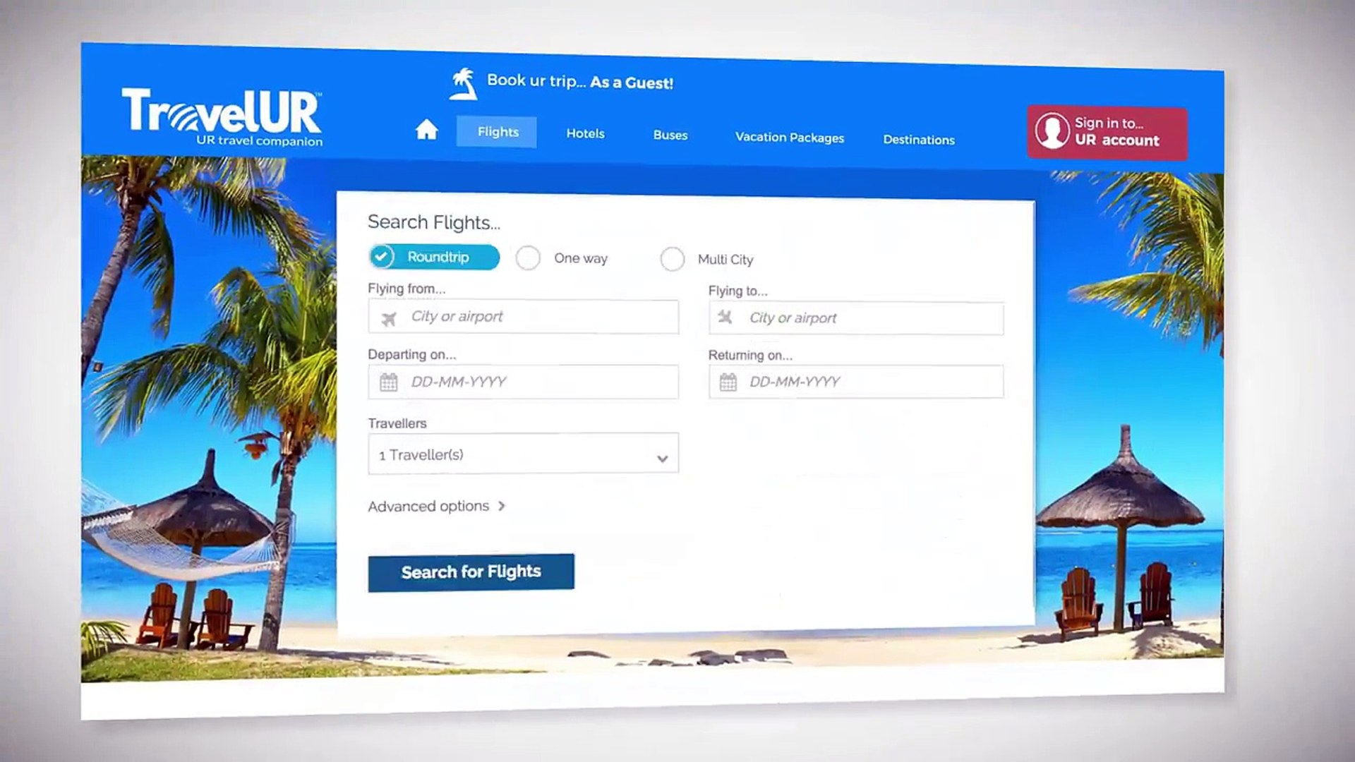 Travel UR - Travel Social Network