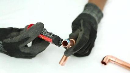 DIY : Bougeoir en cuivre