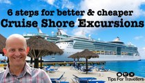 6 Steps To Finding Better and Cheaper Cruise Shore Excursions