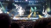 Muse - Supermassive Black Hole, Stade de France, Paris, France  6/21/2013