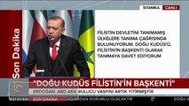Cumhurbaşkanı Erdoğan: İman varsa imkan var. Müslümanlar asla güçsüz değildir