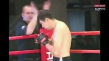 MMA : Un combattant met son adversaire KO en une seule tentative (Vidéo)