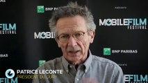 Patrice Leconte - Mobile Film Festival 2018