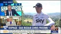 """Contrôle anormal de Froome: """"J'ai été surpris"""", confie le manager de l'équipe Groupama-FDJ"""