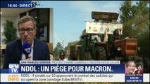 """NDDL: """"Il faut commencer par évacuer la ZAD"""", pour le président de la CCI Pays de la Loire"""