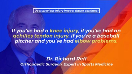 Doctor Debate: Does Previous Injury Impact Future Earnings?