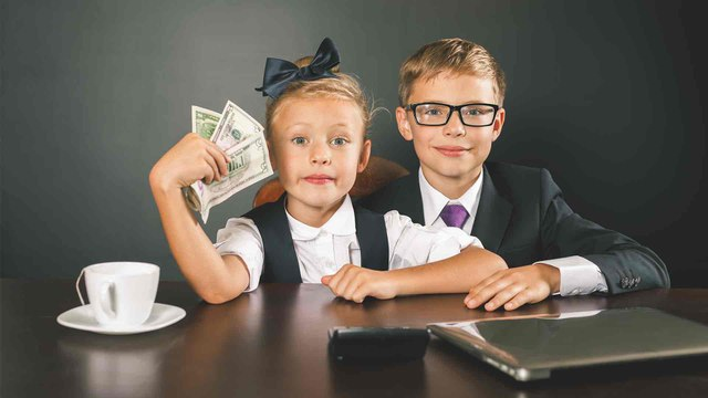 3 Creative Kids Who Make Big Bucks