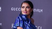 Salma Hayek's 'Harvey Weinstein' Article is a Chilling Read