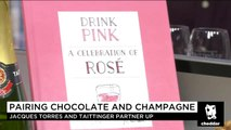 More Reasons To Love Rosé and Chocolate