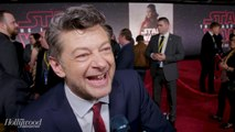 Andy Serkis on the 'Light' and 'Dark' of 'Star Wars: The Last Jedi' & His Love for Han Solo