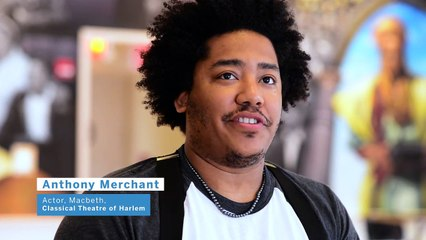 LeaderStories: Ty Jones, Changing the Face of Theater in Harlem | American Express