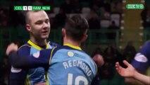 1-1 Daniel Redmond Goal Scotland  Premiership - 13.12.2017 Celtic FC 1-1 Hamilton Acad