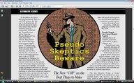 Pseudosceptics Revealed - Debunking the Debunkers
