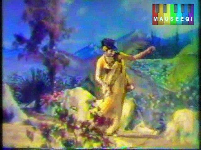 Mujhay Khat Likho Gay Rozana? Noor Jehan - Film Daman Aur Chingari - DvD Super Hits Vol. 2 Title_26