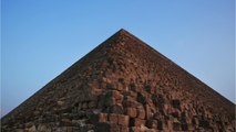 Scientists Want To Send A Blimp Into The Great Pyramid of Giza