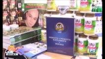 WWW: Launching ng isang food supplement sa Cavite
