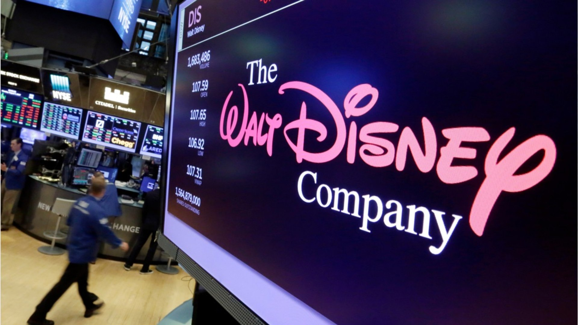 Disney Deal Set To Value Fox At More Than $75 Billion