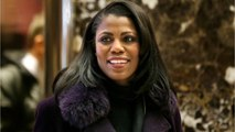 Omarosa Manigault Newman Fired From Trump White House
