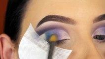 Purple Smokey Cut Crease Tutorial Using NYX!-Tbj34Al9jGc
