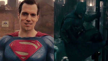 Superman's terrible moustache-free CGI mouth revealed in all its