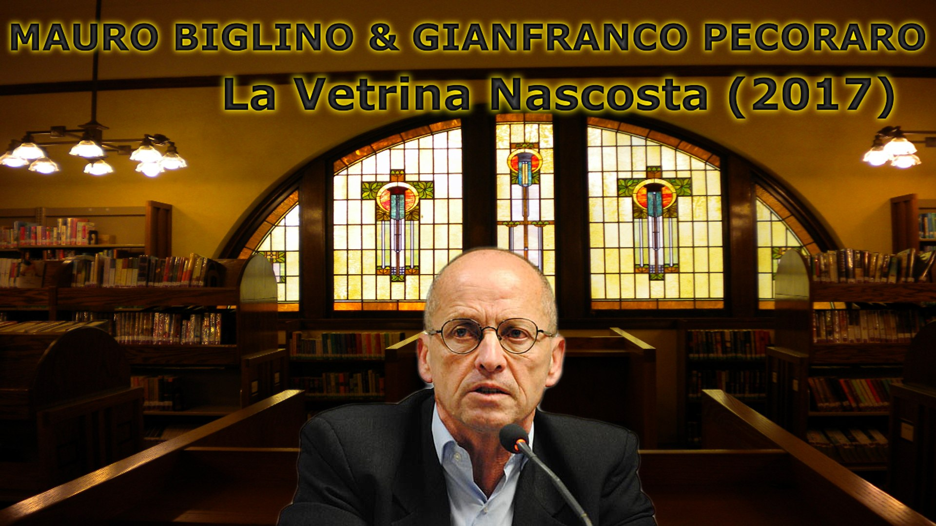 MAURO BIGLINO & GIANFRANCO PECORARO - La Vetrina Nascosta (2017)
