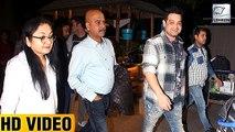 Anushka Sharma's Family Returns After Her Wedding With Virat Kohli