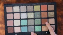 Warm Brown Fall Eye Makeup Tutorial (No Fake Lashes)-fF6PevyqzJA