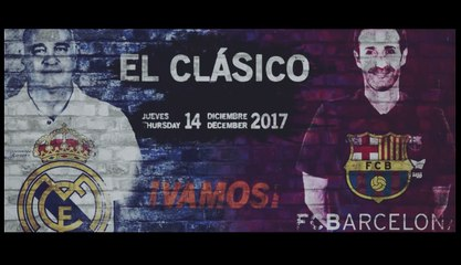 Game of the Week: Madrid vs. Barcelona
