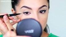 Perfect Winged Eyeliner Tutorial   Easy Liners To Use-ePjLgHaeFS0