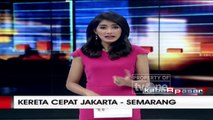 Pemerintah Akan Bangun Jalur Kereta Cepat Jakarta-Semarang