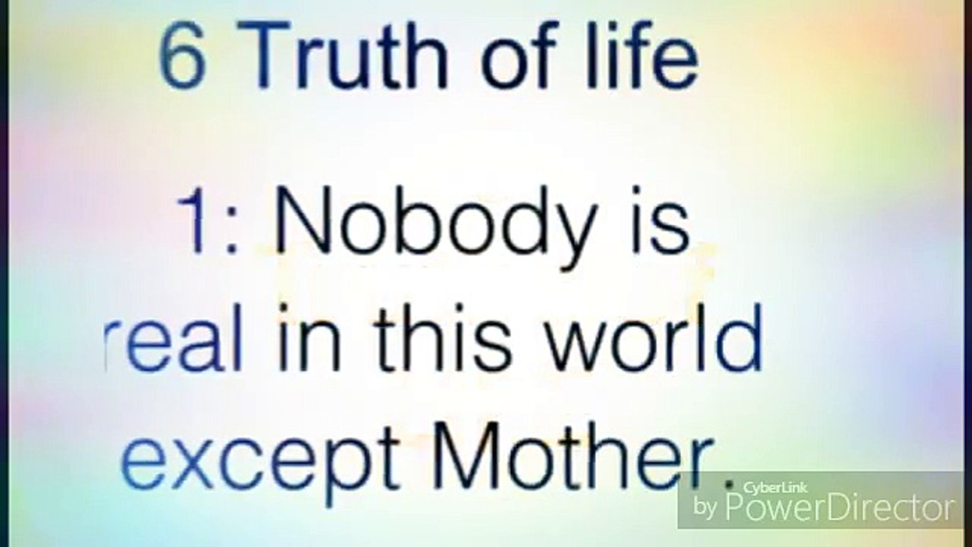 6.Truth of LIFE - WhatsApp status video - facts of life