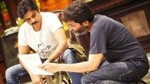 అజ్ఞాతవాసి కథ ఇదేనట..!   Filmibeat Telugu