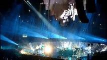 Muse - Supermassive Black Hole, Palacio de los Deportes, Mexico City, Mexico  10/19/2013