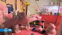 Centrale nucléaire de Chooz : les débuts d'une filière de démantèlement pour les réacteurs français ?