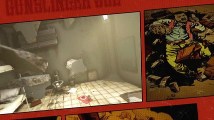 Wolfenstein II Les Aventures de Gunslinger Joe - Disponible maintenant