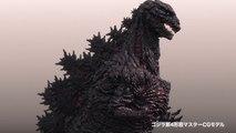 Shin Gojira - Godzilla Resurgence All Godzilla Scenes