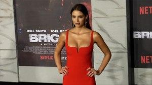 "Nadia Gray ""Bright"" Los Angeles Premiere"