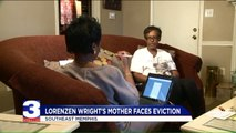 Mother of Murdered NBA Player Lorenzen Wright Faces Eviction