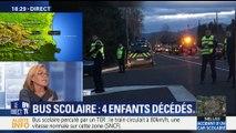 Pyrénées-Orientales: au moins quatre morts dans une collision entre un train et un bus scolaire (2/2)