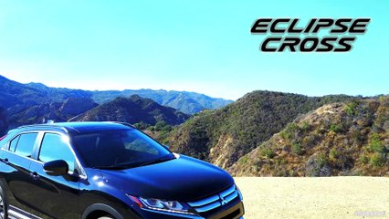 Whippin' Around with the 2018 Mitsubishi Eclipse Cross SEL!   Video Review