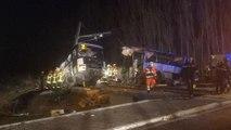 Treno contro scuolabus in Francia: almeno quattro morti