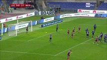 Paolo Bartolomei Bombastic Free Kick Goal vs Lazio (3-1)