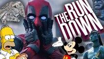 Disney Buys Fox! - The Rundown - Electric Playground