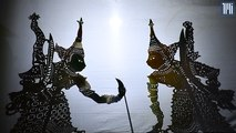 Wayang kulit rages against the dying of the light