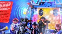 Shopkins Happy Places Shoppies Dolls Go To Playmobil Concert - Band Stage Playset-l8GEg12yaLw