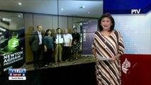 Apat na Pinoy researchers, ginawaran ng CHED-Newton PhD Scholarship
