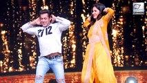 Salman Khan DANCES On Chikni Chameli With Katrina Kaif   Tiger Zinda Hai